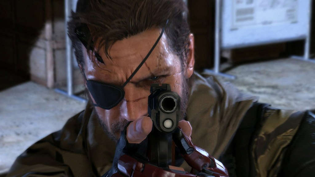 Metal Gear Solid 5 - The Phantom Pain