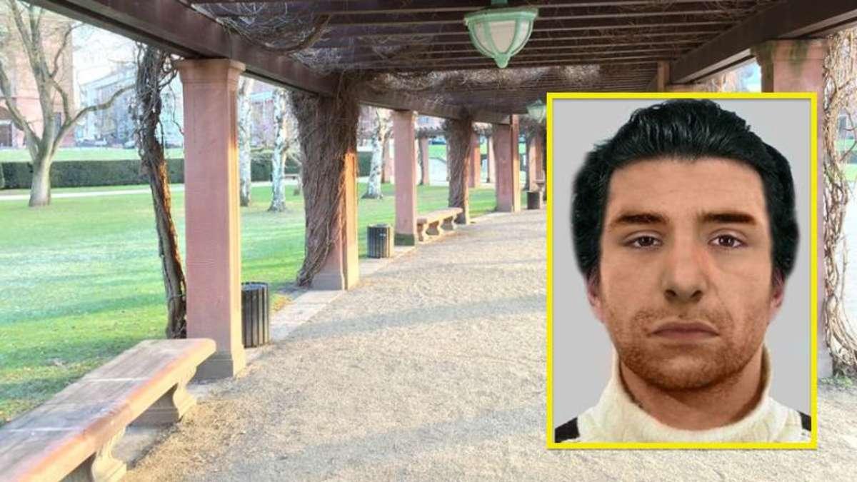 Mannheim: Polizei sucht nach Vergewaltigung mit Phantombild nach dem ...