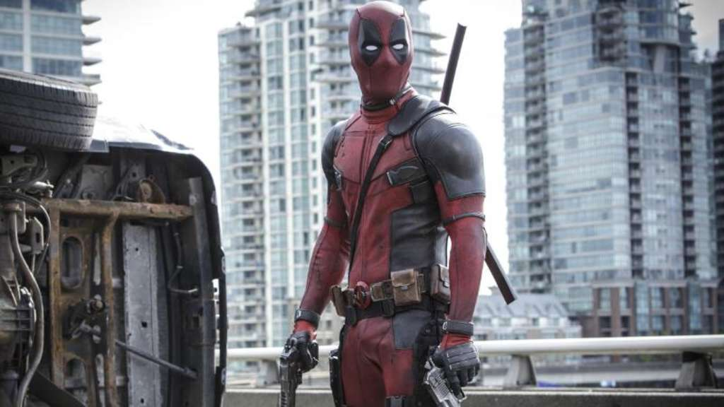 "Ryan Reynolds als Super-Held ""Deadpool"". Foto: 20th Century Fox"