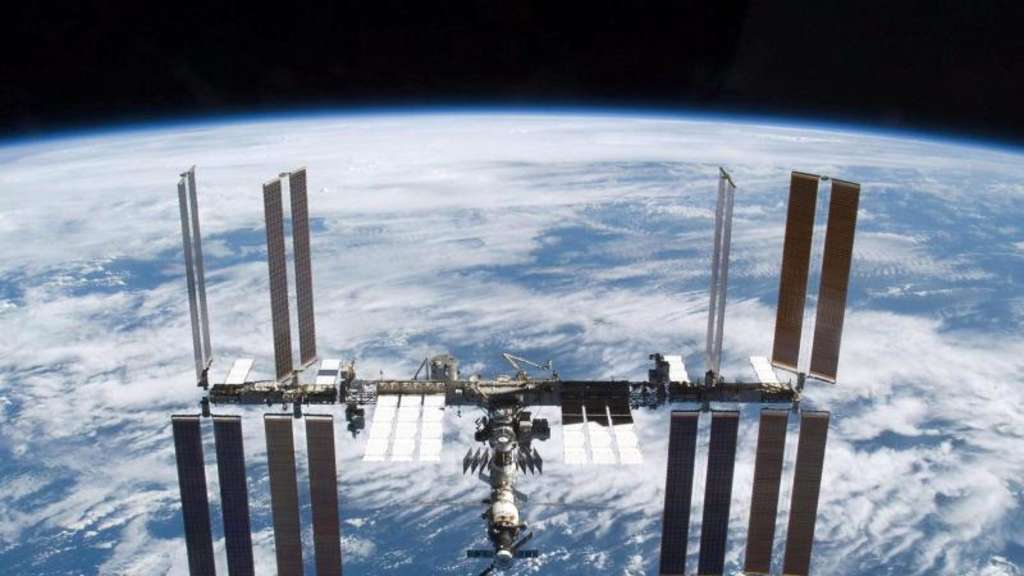 Wird die ISS zur Top-Destination? Foto: NASA