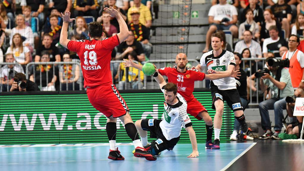 mannheim sap arena handball europameister deutschland verliert testspiel gegen russland mehr. Black Bedroom Furniture Sets. Home Design Ideas