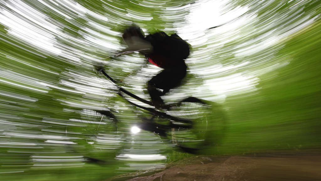 Mountainbike, Symbolfoto
