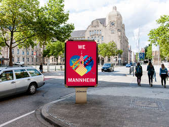 We love mannheim single