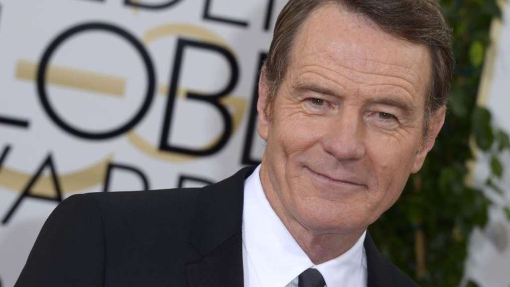Bryan Cranston 2014 bei der Verleihung der Golden Globe Awards in Los Angeles. Foto: Paul Buck