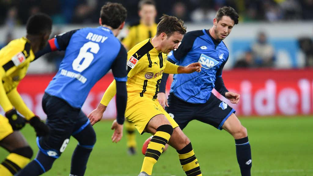TSG Hoffenheim holt Punkt gegen Borussia Dortmund | TSG 1899 Hoffenheim