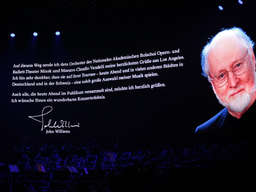 The Best of John Williams live in SAP Arena