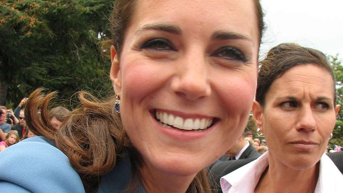 Prinz William, Kate