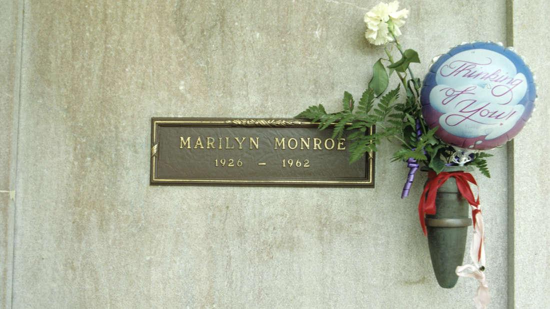 Marilyn Monroe, Grab