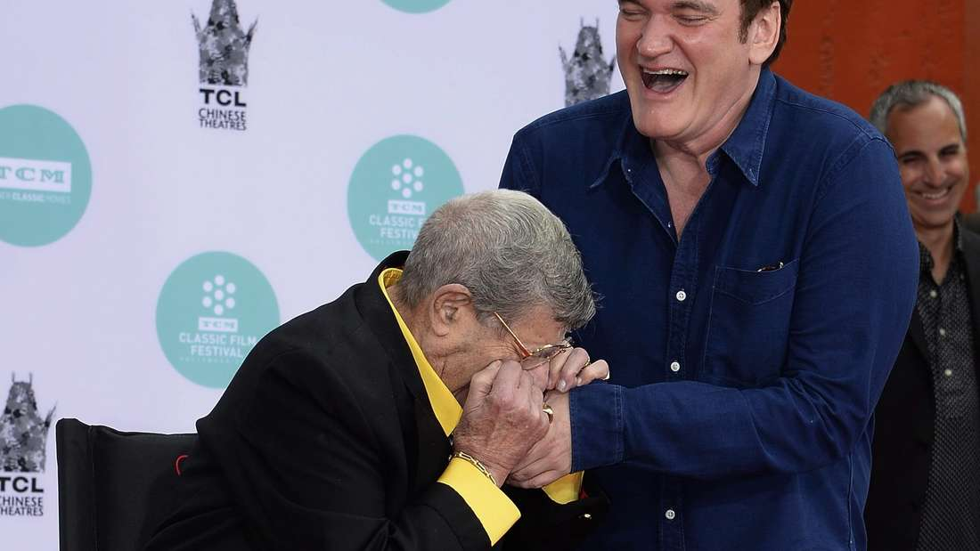 Jerry Lewis Quentin Tarantino