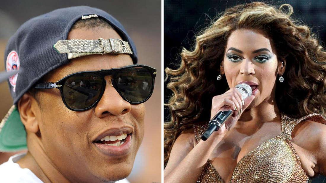 Rapper Jay Z,Beyoncé