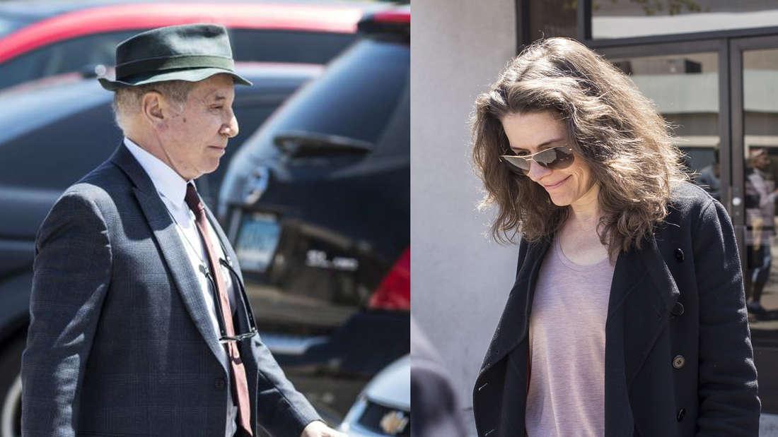 Paul Simon und Edie Brickell nach Streit vor Gericht