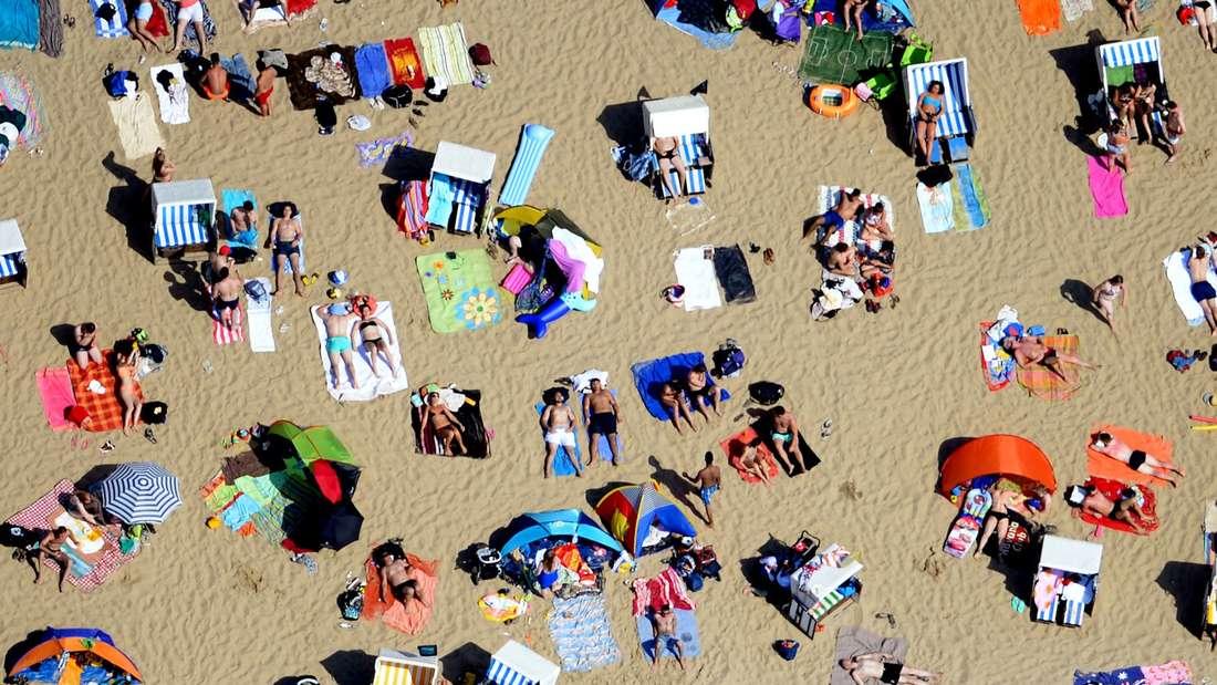 Fünf gründe den Sommer zu lieben - und sechs ihn zu hassen