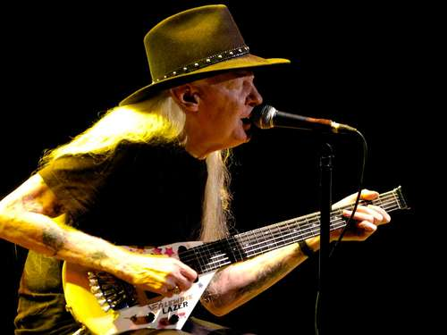 Blues-Musiker Johnny Winter gestorben