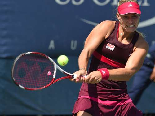 Kerber in Runde 3 - nun wartet Teenager Bencic