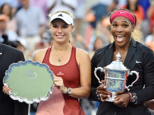 Serena Williams gewinnt die US Open