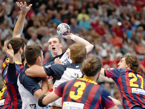 Sky zeigt Champions League im Handball