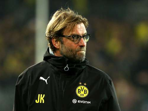 BVB-Trainer Klopp will in München was holen