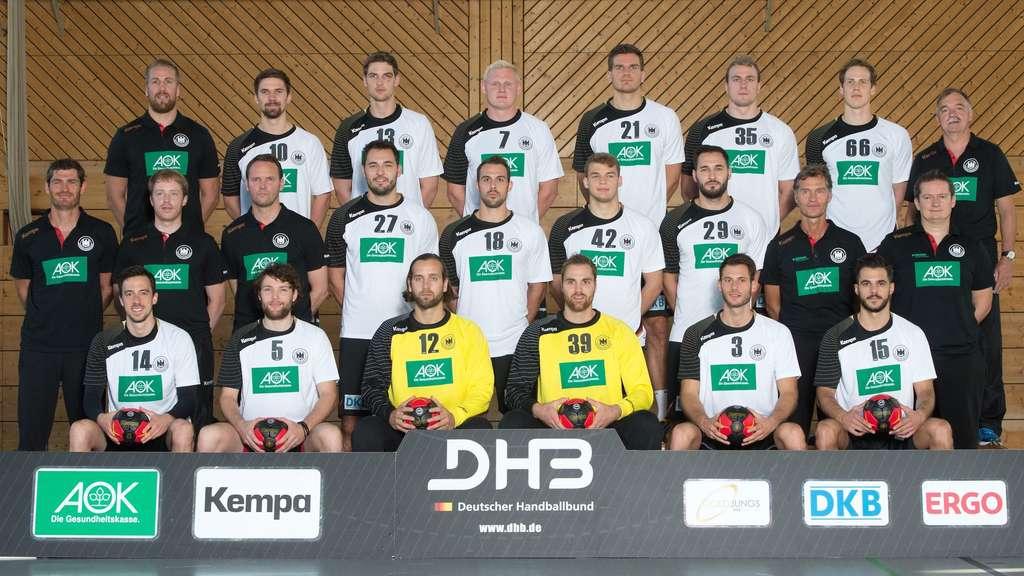 Handball Nationalmannschaft Deutschland