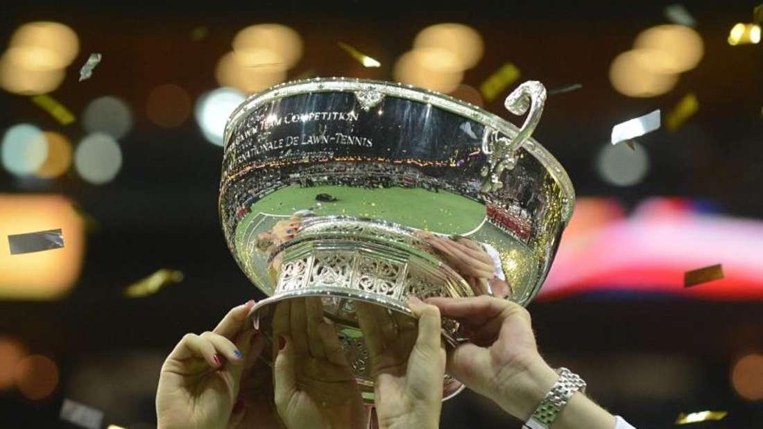 Die deutschen Tennis-Damen wollen wieder den Fed Cup gewinnen. Foto: Filip Singer