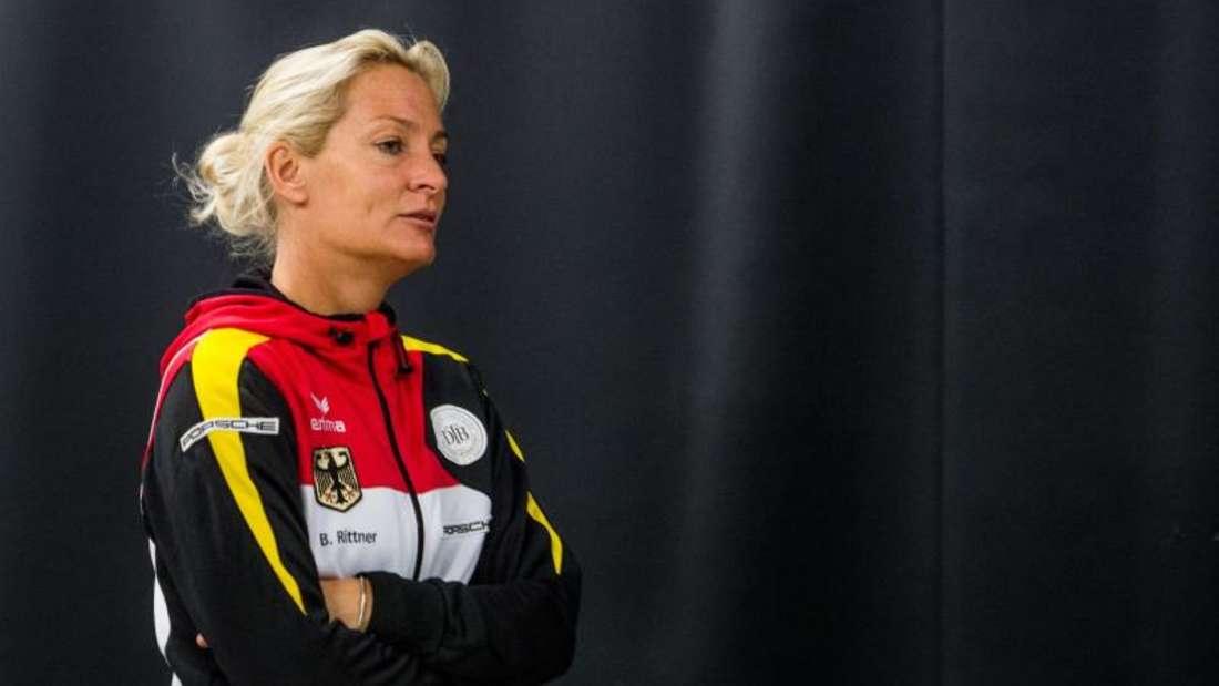 Barbara Rittner ist die Chefin des deutschen Fed-Cup-Teams. Foto: Filip Singer