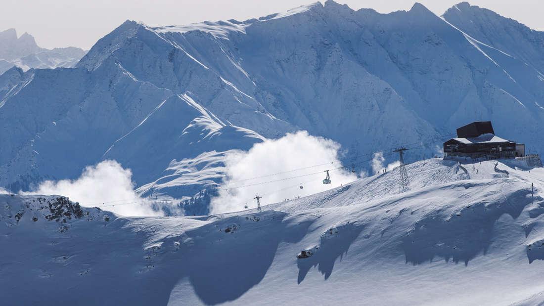 Best Ski Resort: Top 10 Skigebiete der Alpen.