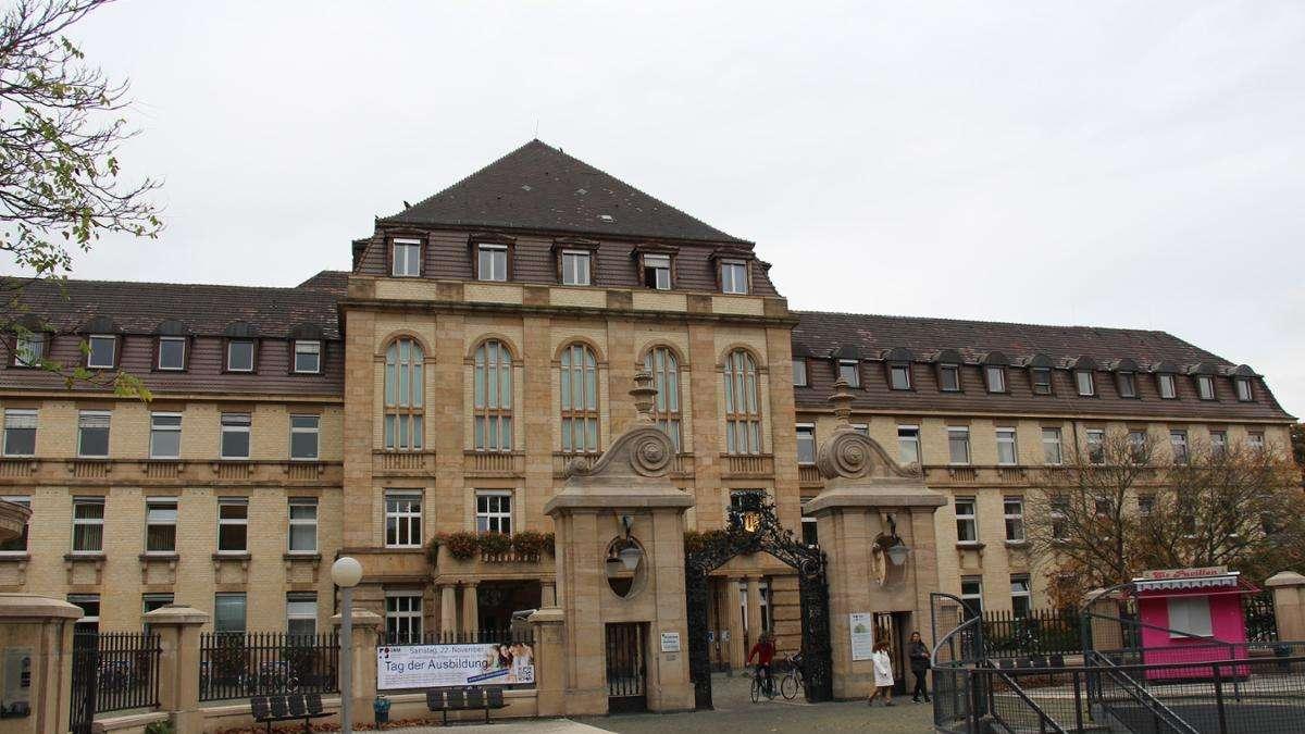 Uniklinik Mannheim Kinderklinik