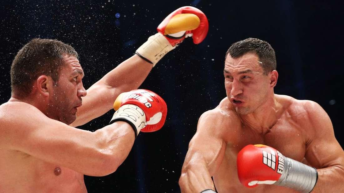 Wladimir Klitschko, Kubrat Pulew