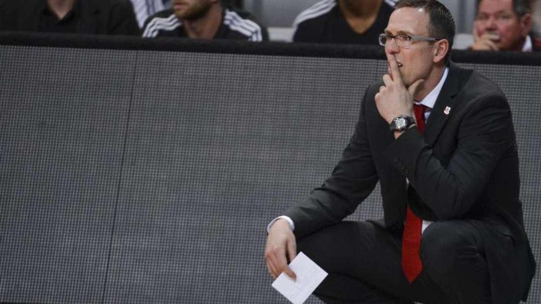 Chris Fleming soll neuer Trainer der deutschen Basketball-Nationalmannschaft werden. Foto: David Ebener
