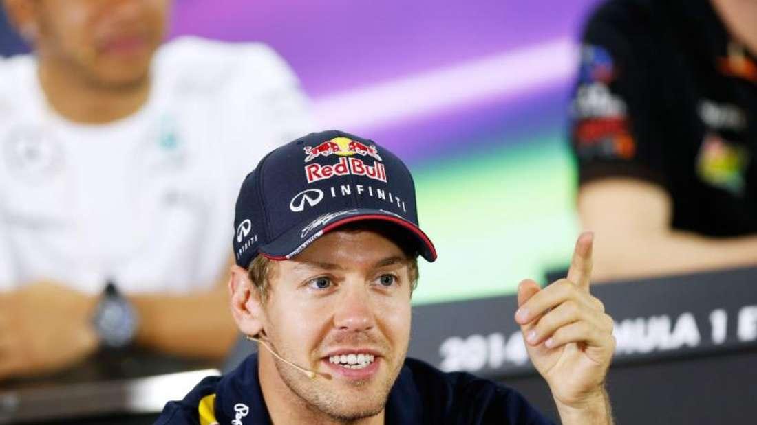 Sebastian Vettel wechselt zu Ferrari. Foto: Valdrin Xhemaj