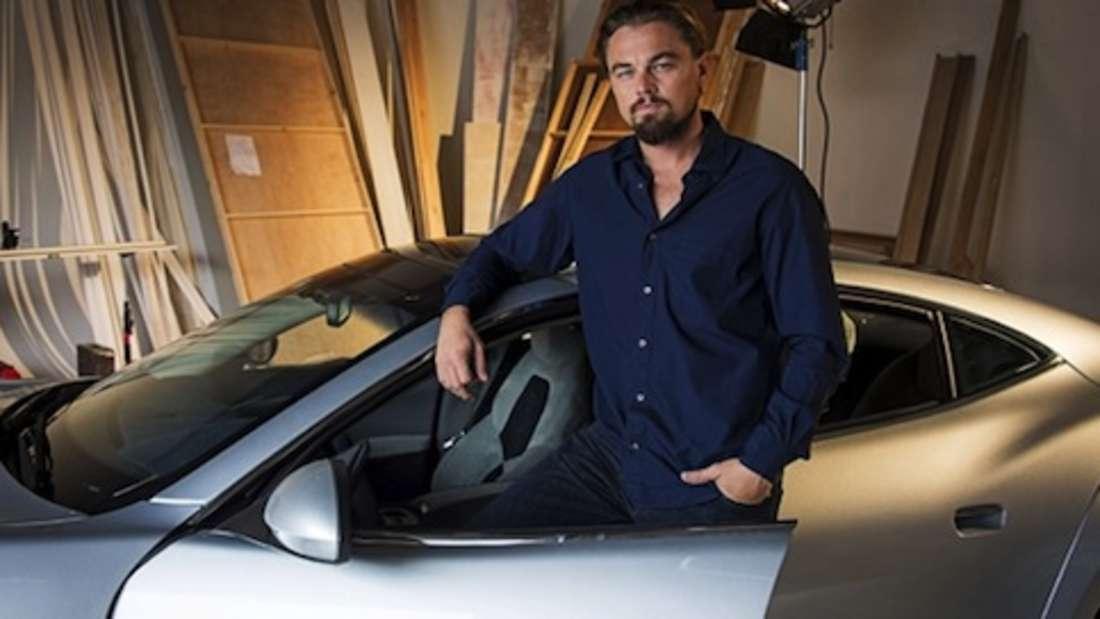 Leonardo DiCaprio Tesla