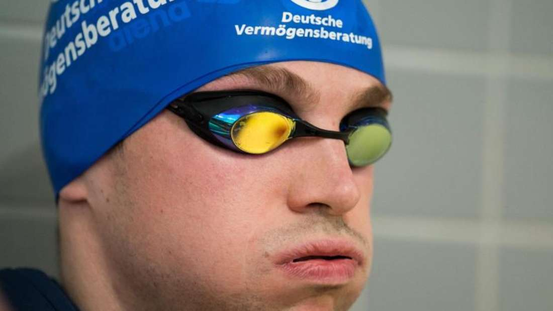 Paul Biedermann hat über 400 Meter Freistil nicht gesiegt. Foto: Bernd Thissen