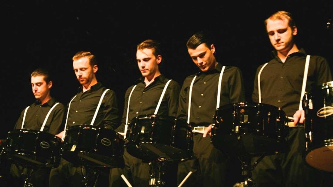 Schlagzeugmafia Popakademie Mannheim