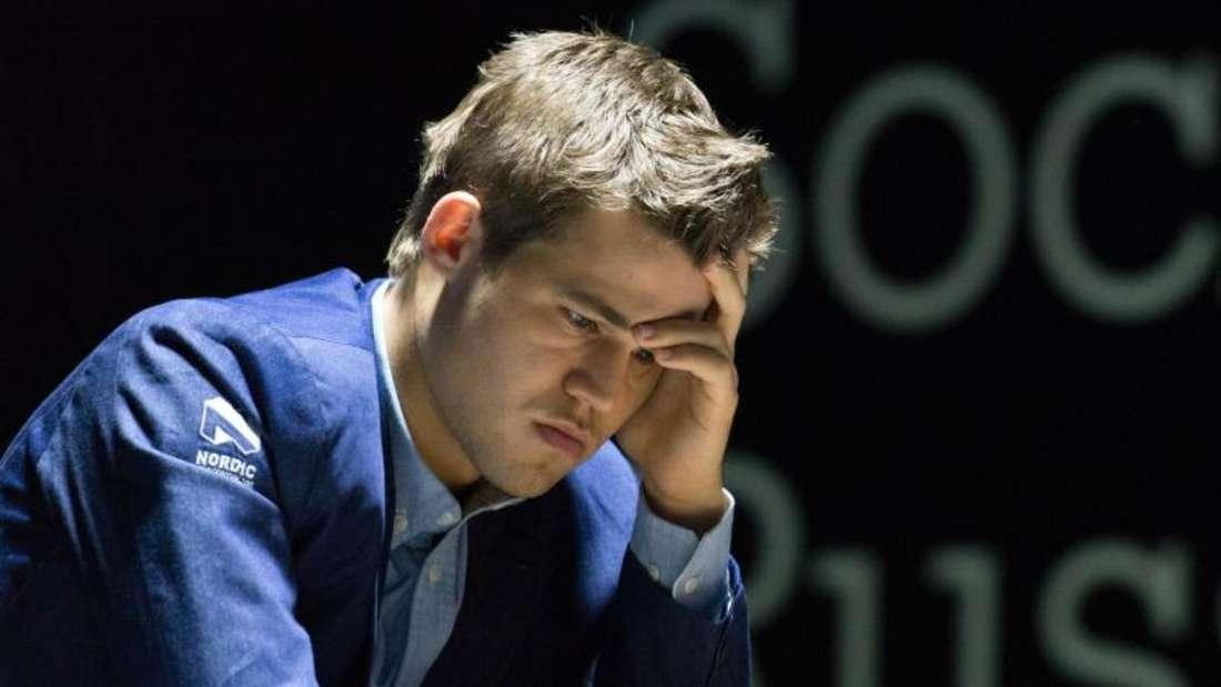 Magnus Carlsen hat seinen WM-Titel im Schach verteidigt. Foto: Yevgeny Reutov