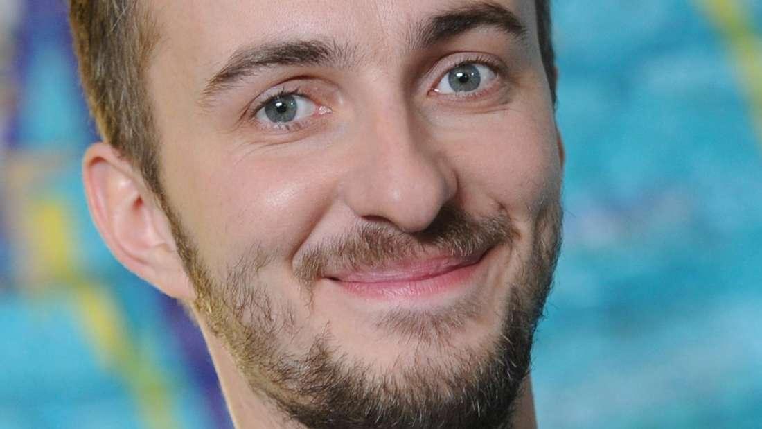 Jan Böhmermann, Moderator vom Neo Magazin.
