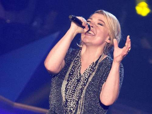 "Charley Ann Schmutzler ist ""The Voice of Germany"""