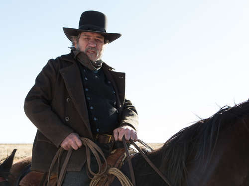 "Tommy Lee Jones im Western ""The Homesman"""