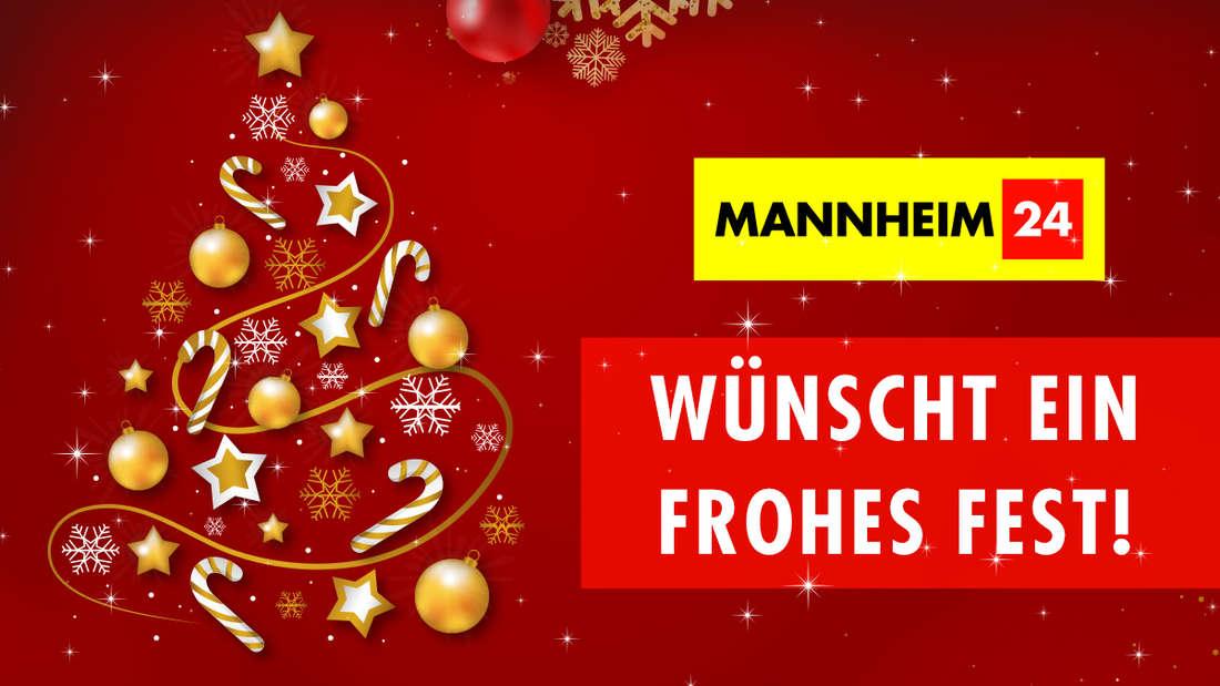 MANNHEIM24 wünscht allen Lesern frohe und besinnliche Weihnachten 2020!