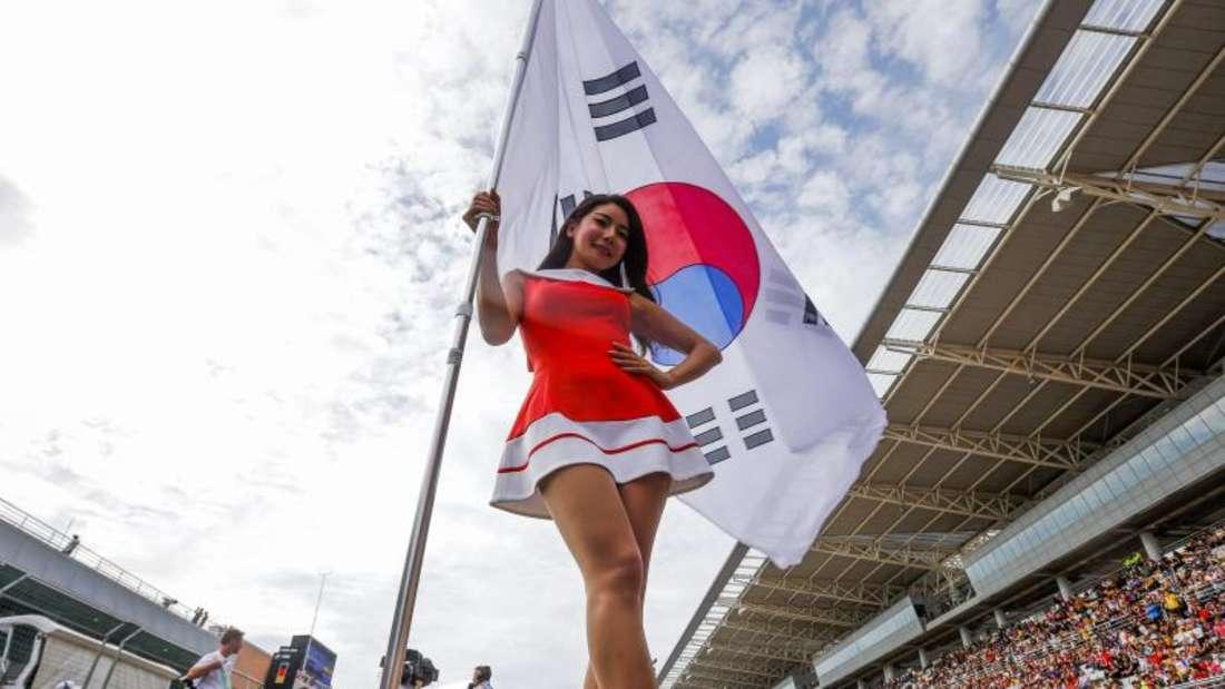 In Yeongam wird auch 2015 keine Formel 1 gefahren. Foto: Diego Azubel