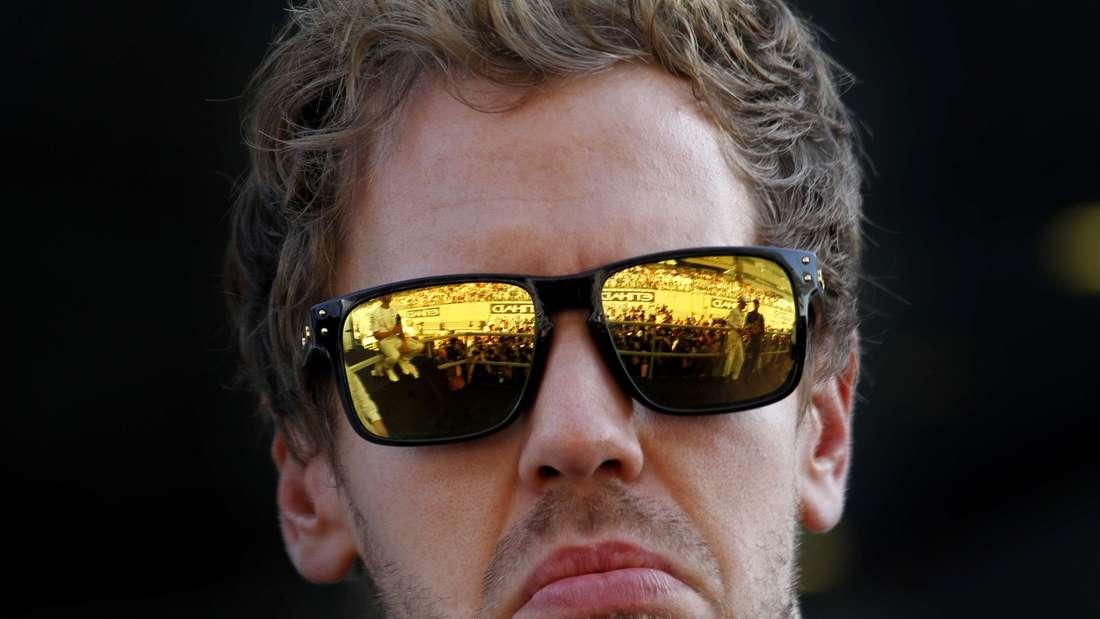 Formel 1 Sebastian Vettel Ferrari Autovorstellung
