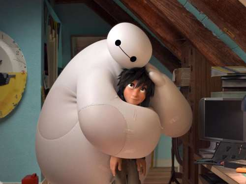 """Baymax"": Knalliger Disney-Animationsfilm"