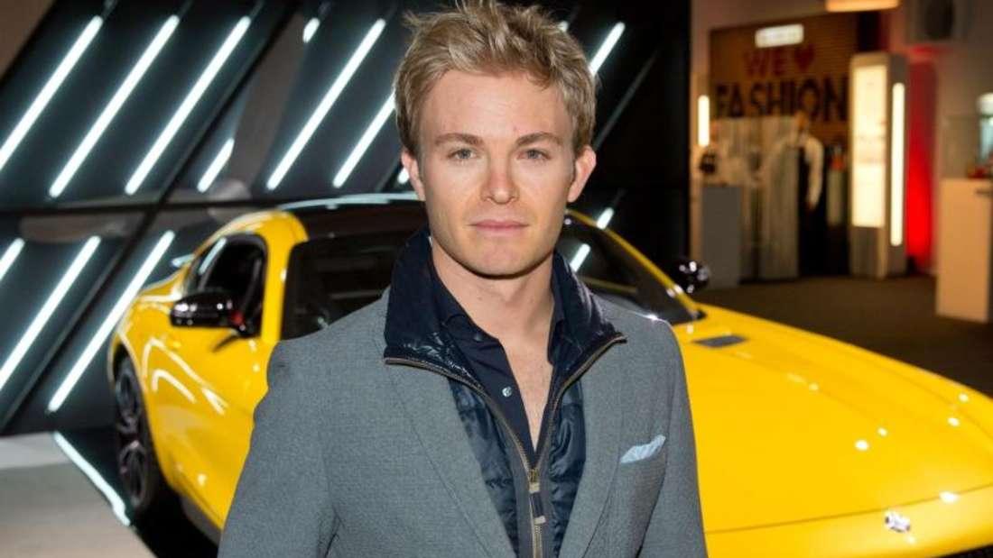 Nico Rosberg gibt sich vor der neuen Saison selbstbewusst. Foto: Jörg Carstensen