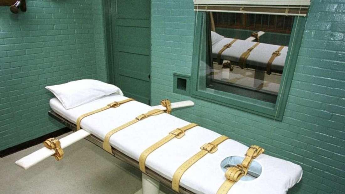 Anhaltende Vorbereitungen für die Umsetzung neuer Richtlinien: Ohio setzt alle Hinrichtungen vorübergehend aus. Foto: Paul Buck/Symbol