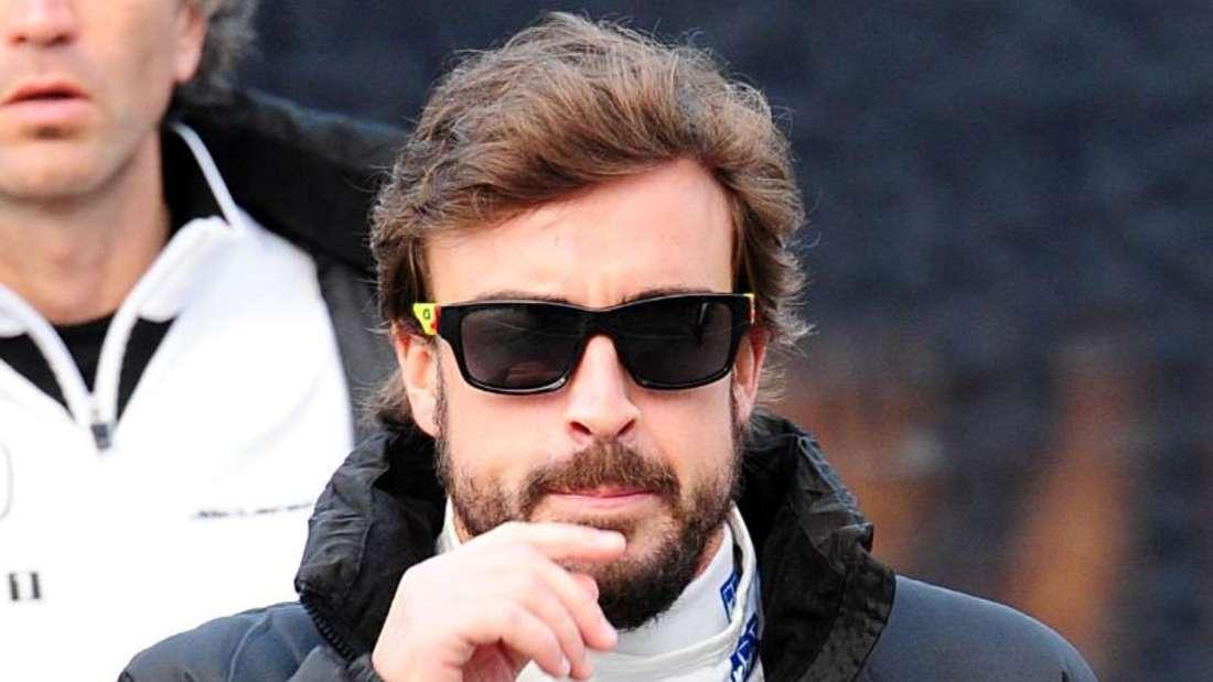Der Spanier Fernando Alonso wird im Sommer 34 Jahre alt. Foto: Peter Steffen