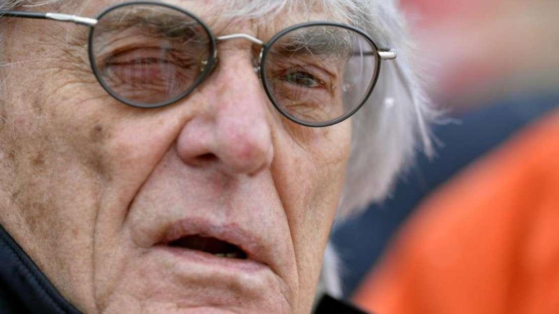 Bernie Ecclestone will versuchen, das Deutschland-Rennen noch zu retten. Foto:Harald Schneider