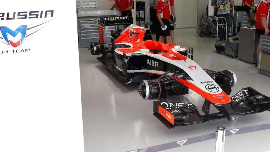 Formel 1, Marussia