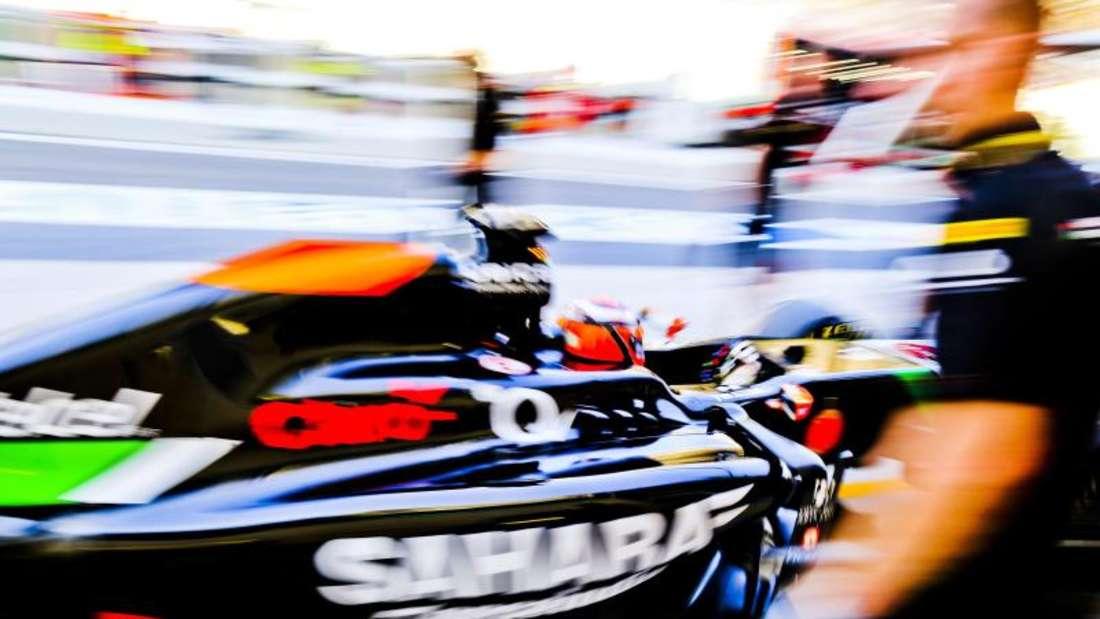 Das Formel-1-Team von Nico Hülkenberg hat den Rennwagen für die Saison 2015 noch nicht fertiggestellt. Foto: Srdjan Suki