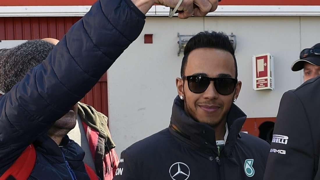 Formel 1, Lewis Hamilton