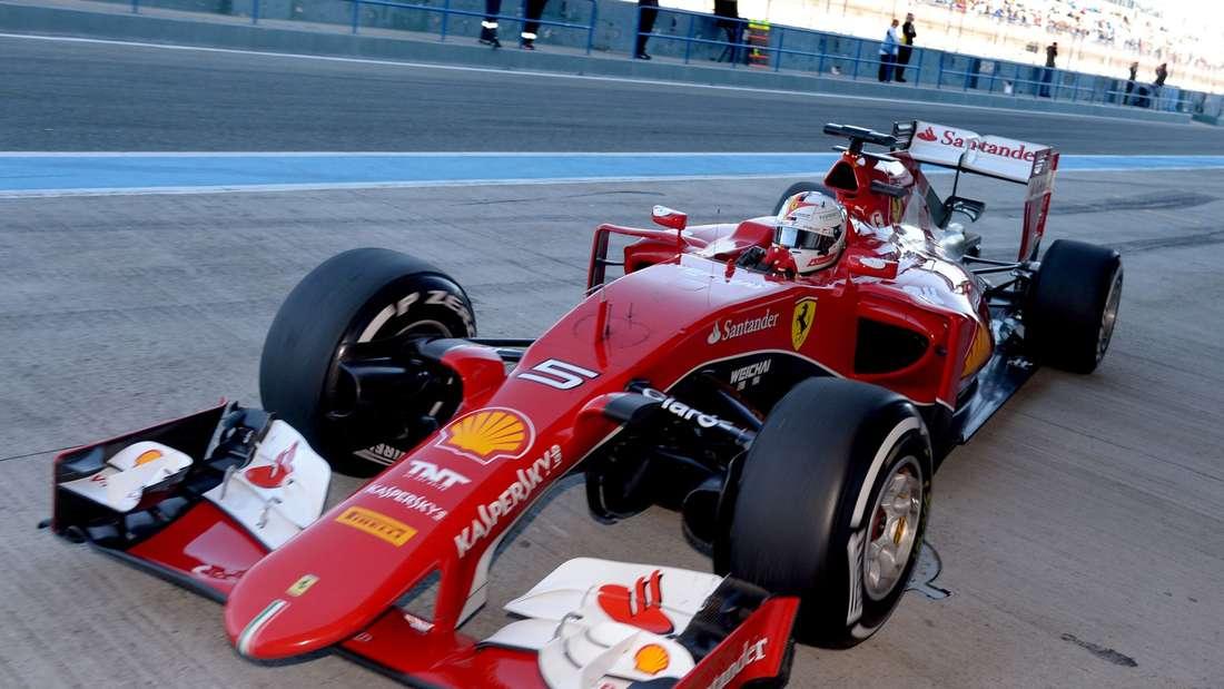 Sebastian Vettel, Formel 1
