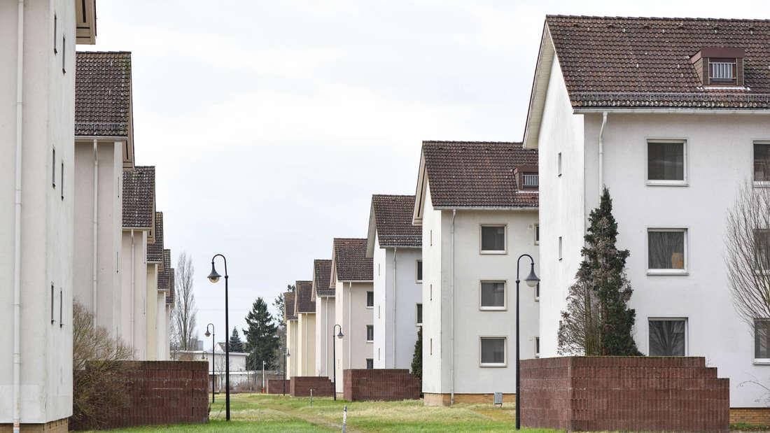 Was soll mit den leer stehende Wohnhäusern auf dem Franklin-Areal geschehen?