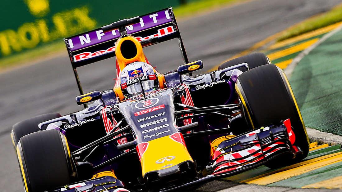 Red Bull, Formel 1